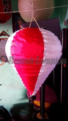 Lampion Aladin Merah Putih