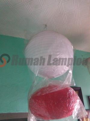 Lampion Bulat 1 Meter
