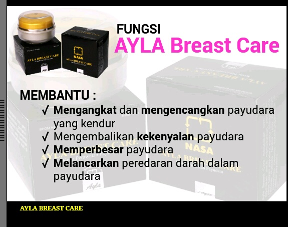 Ayla Breast Care Pengencang Payudara