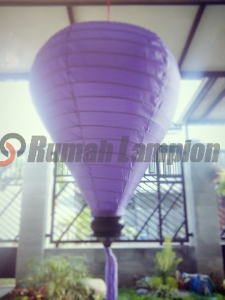 Lampion Aladin Ungu